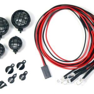 Nieuw Rc verlichting/sound – RC-REDVIT HY-48